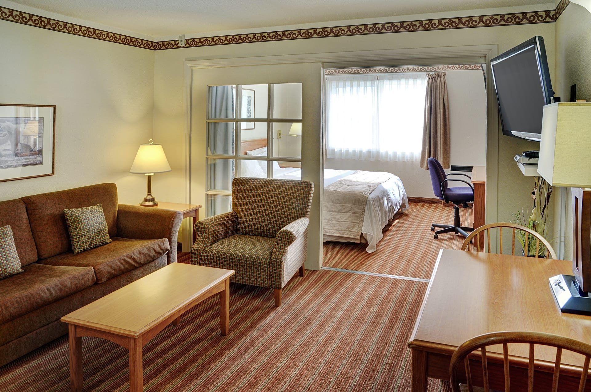 Lakeview Inns & suites - Brandon - Hotel Suite