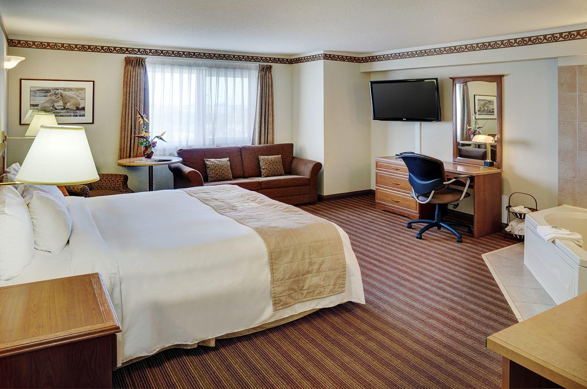 Lakeview Inns & Suites - Brandon - Hotel Room