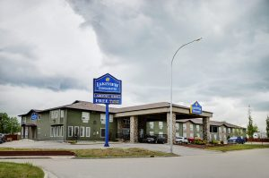 Lakeview Inns & Suites - Edson Airport West