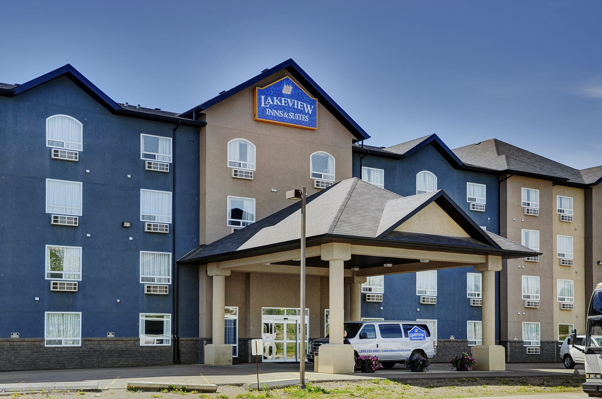 Lakeview Inns Suites Fort Nelson