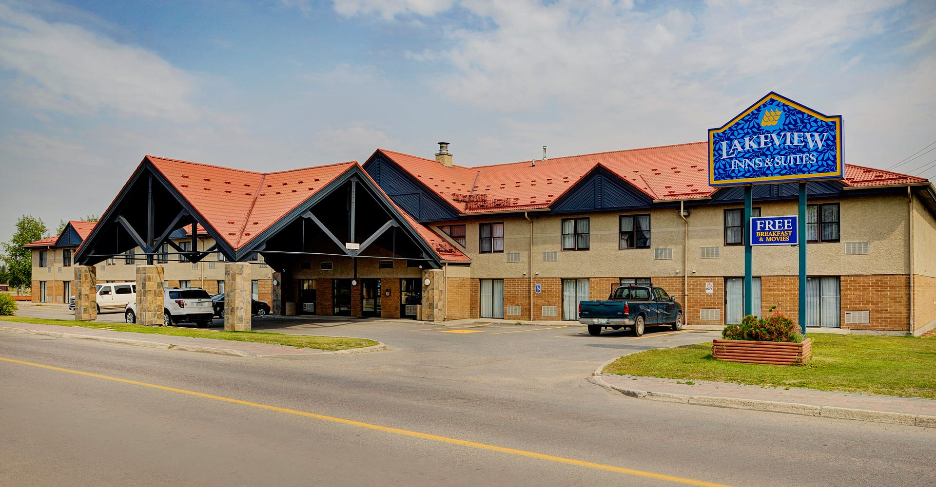 Lakeview Inns Suites Thompson