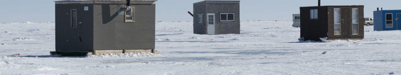 Gimli & Hecla Resorts – Ice Fishing Package